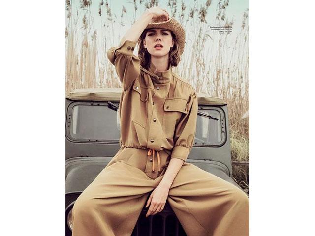 10 особенностей модного образа в стиле сафари. Советы стилиста