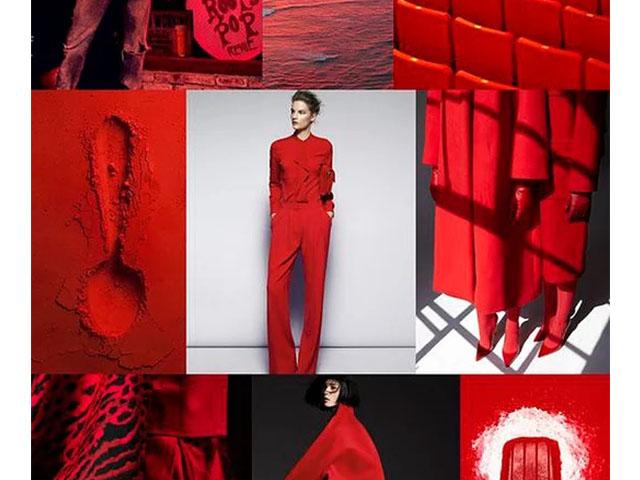 Красным красно