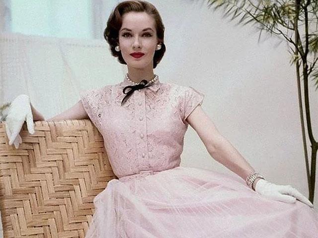 Мода 50-х в кино