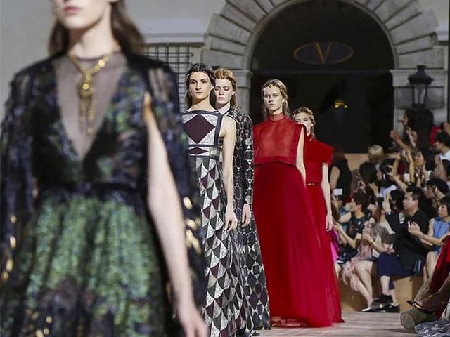 Цвет и мода. Три цвета Римской Империи