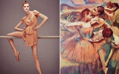 Балет в моде навсегда. Культпоход со стилистом