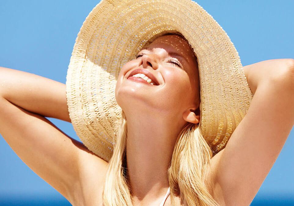 Солнце и кожа. Советы визажиста