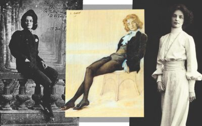 Серебряный век. Мода и стиль жизни
